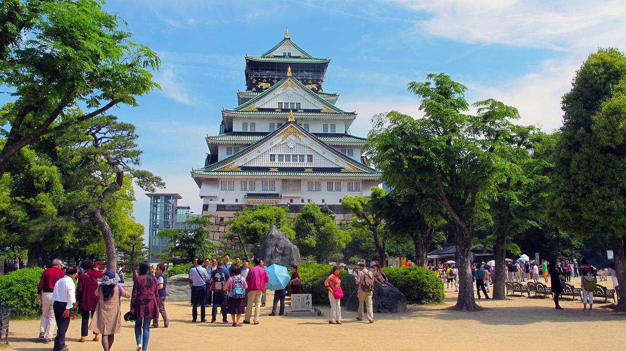 大阪-景點-推薦-大阪城-自由行-必遊-必去-旅遊-觀光-行程-日本-osaka-tourist-attraction-travel