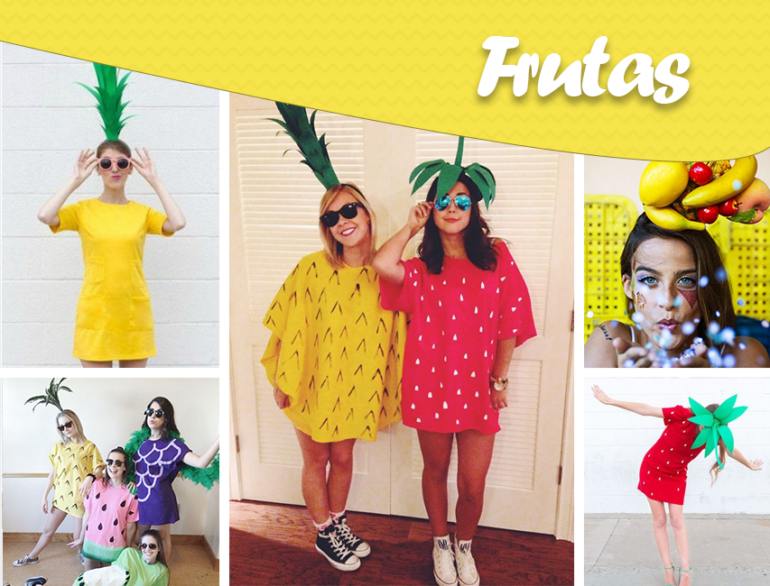 Fantasias de Frutas