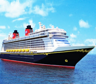Kapal Pesiar Disney Dream