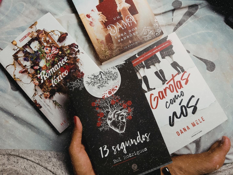 Projeto Um ano sem comprar livros: Janeiro