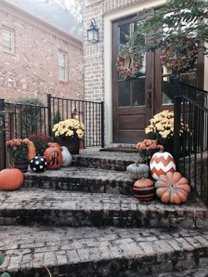 escaleras halloween
