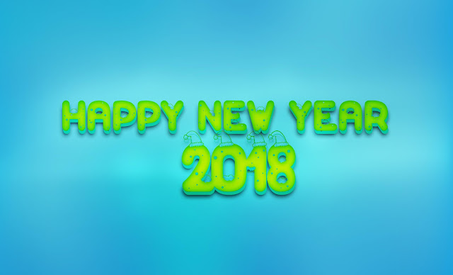 Happy New Year 2018 Images for Facebook Profile Pic