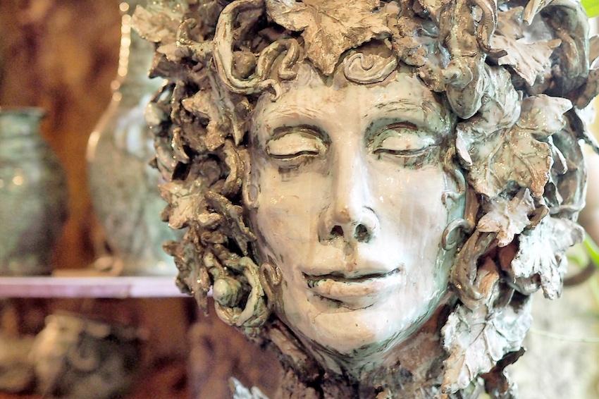 Museum Argondie Galerie Reon Skulptur