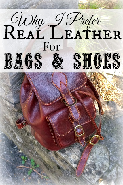 Why I prefer real leather most of the times when it comes to shoes and bags | Funky Jungle - Style & Life Blog