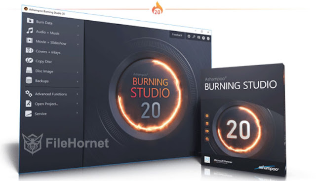 Download Ashampoo Burning Studio 2020