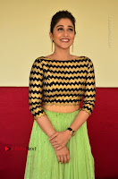Actress Regina Candra Latest Pos in Green Long Skirt at Nakshatram Movie Teaser Launch  0106.JPG