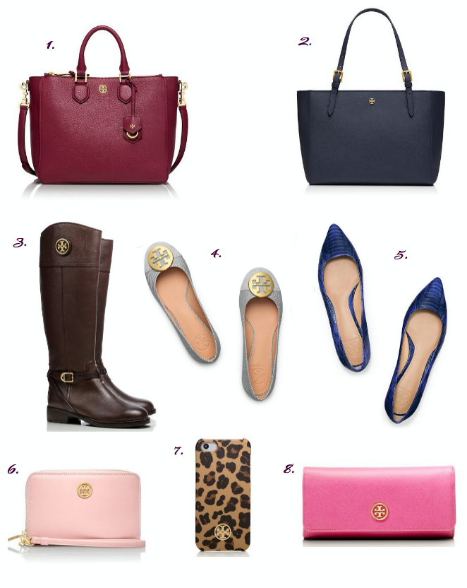 51ab7c7e4255 Tory Burch F F Sale - my picks - Lilly Style