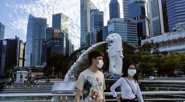 Làn sóng thứ 2 xóa mờ hình ảnh về chống Covid-19 của Singapore