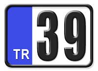 39 Kırklareli plaka kodu