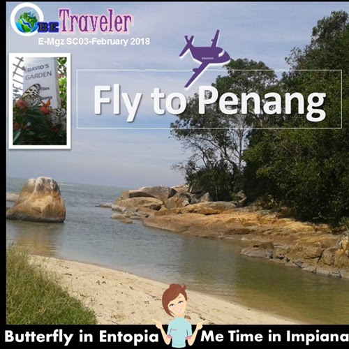 Fly to Penang Free E-magazine Be Traveler