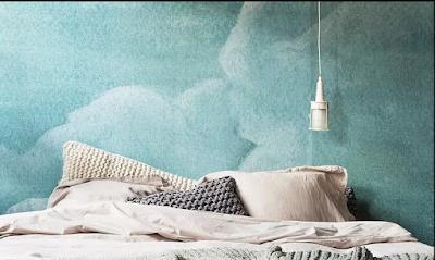Inspirasi Motif Wallpaper Kamar Tidur Yang Bikin Tidur Anda  Lelap 8