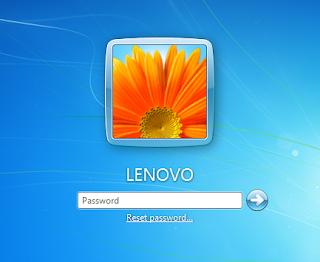 Cara Menghapus Password Login Screen Windows