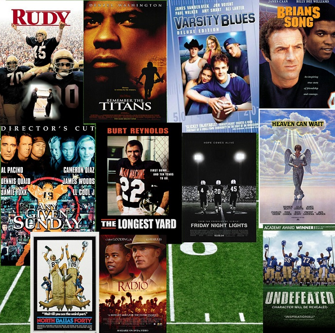 d0ec8b9125a Dell on Movies: Greatest Football Movies