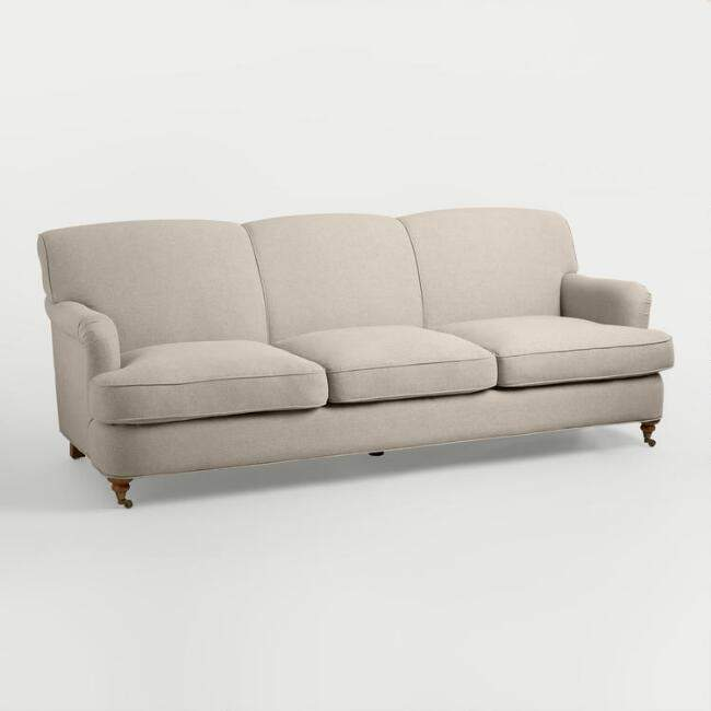 English Roll Arm Sofas Under 1000 Love My Simple Home