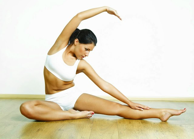 el yoga para bajar de peso