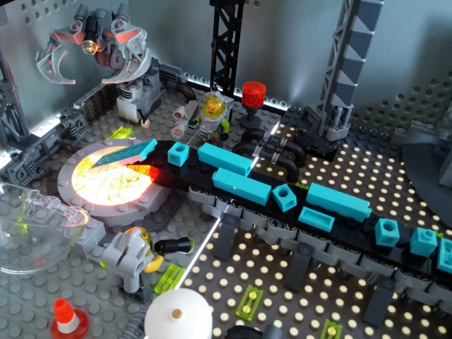 Kill Teal 2, New Elementary, LEGO building competiton, MOC,