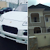Nigerian Footballer Raheem Lawal shows off his house & car (Photos)