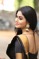 Poorna in Cute Backless Choli Saree Stunning Beauty at Avantika Movie platinum Disc Function ~  Exclusive 022.JPG