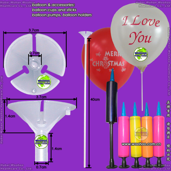 Balloon Holders | Balloon Invitations Pictures