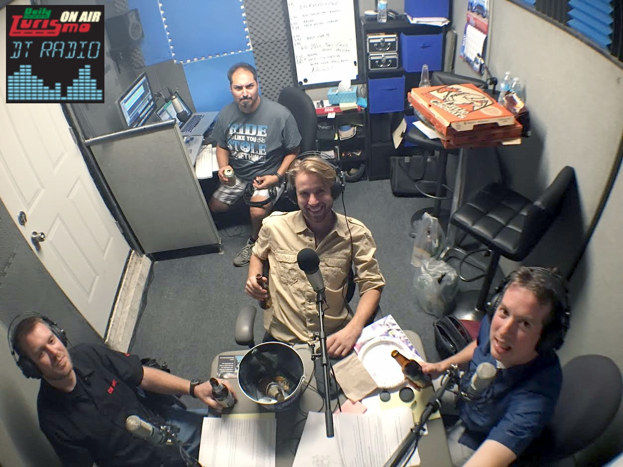DT Radio Show Ep 22: Andrew P Collins Talks Kangaroo Meat