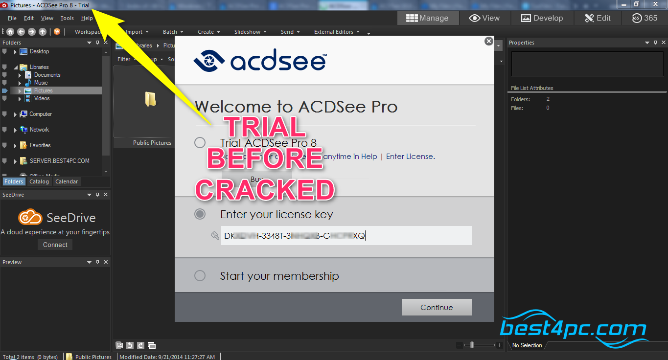 Crack acdsee pro for mac free