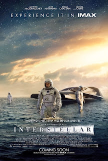 INTERSTELLAR (Christopher Nolan-2014)