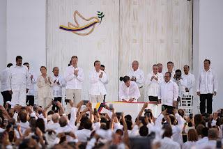 En Colombia gano el NO  !Reacciones en redes¡