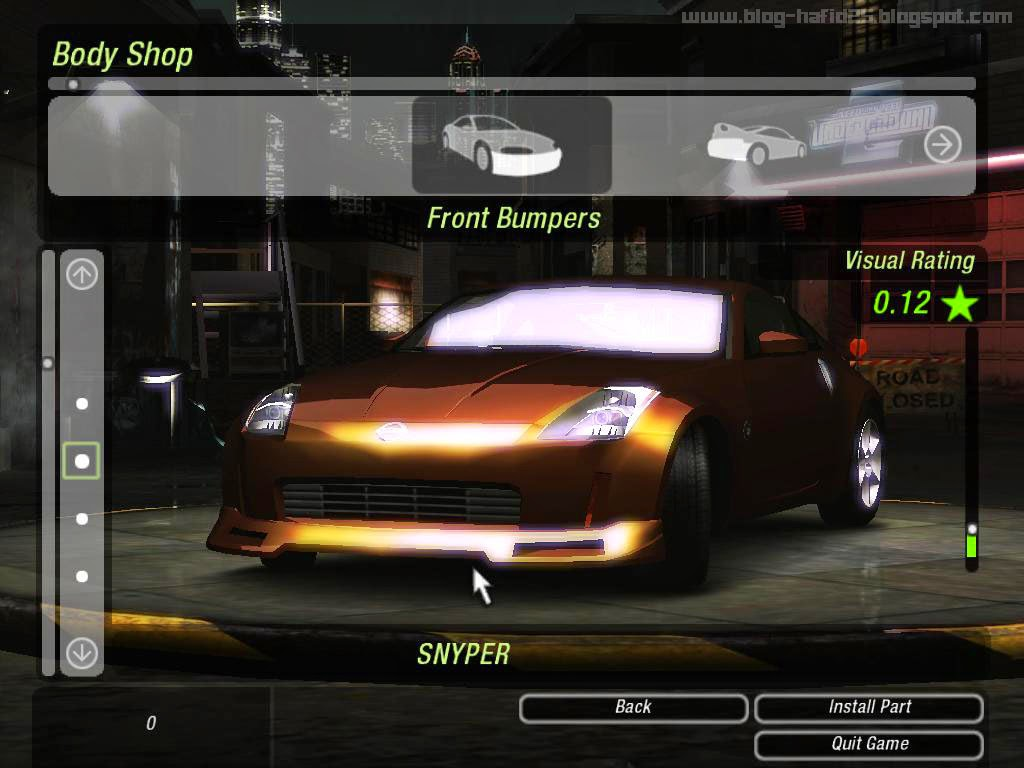 Need for Speed: Underground 2 [Compressed: 230MB] - Blog