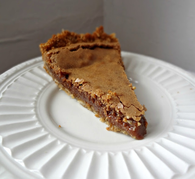 Nutella Crack Pie