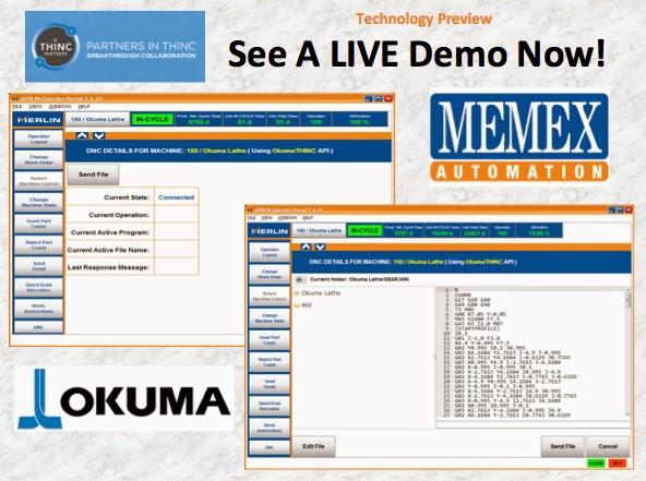 IMTS 2014 Huge Sucess for Memex Automation! – Memex Inc