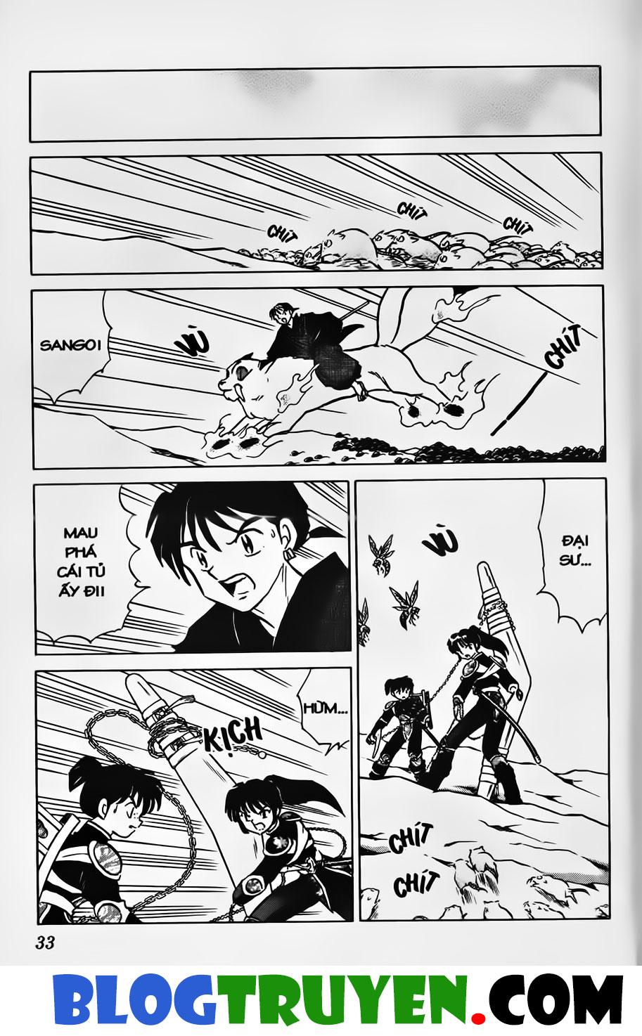 Inuyasha vol 34.2 trang 12