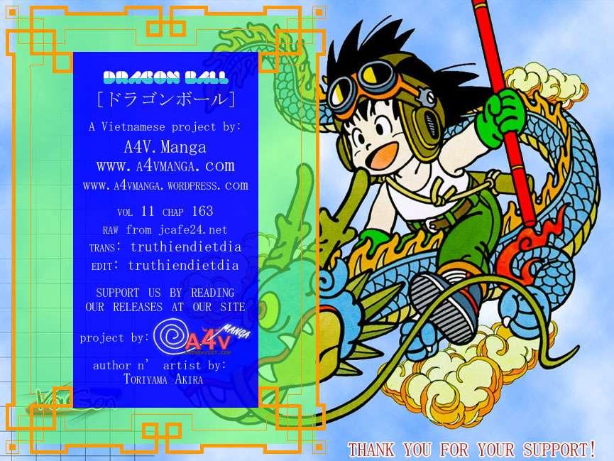 Dragon Ball chap 163 trang 16
