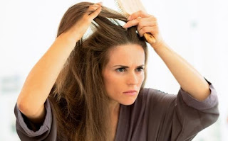 Sering Disepelekan! 6 Keadaan Rambut yang Menandakan Kesehatan Badan Anda Punya masalah