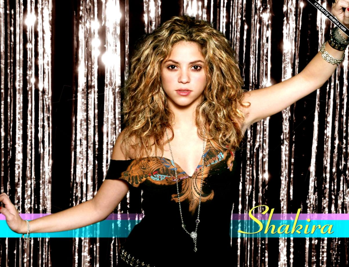 Beautiful Shakira wallpaper 2018 in Shakira