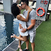 Amanda Du-Pont shows off her new man Shawn Rodrigues