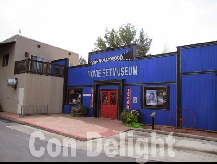 little hollywood movie set museum