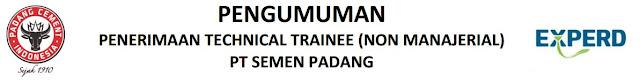 Lowongan Kerja Pada PT.Semen Padang