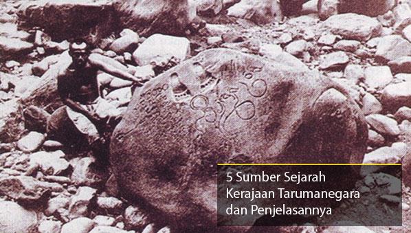 Sumber Sejarah Kerajaan Tarumanegara