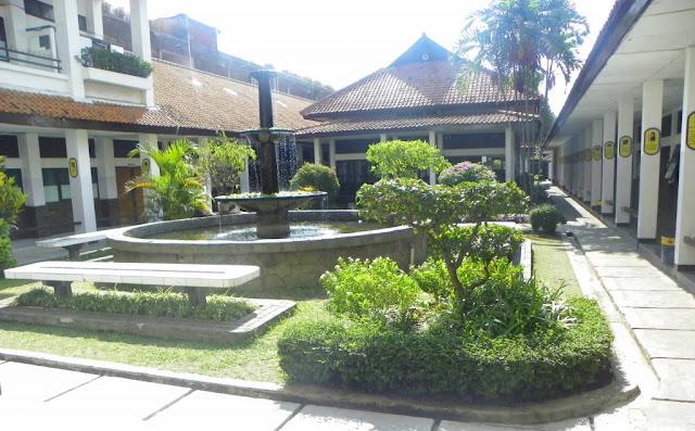 Al Ma'soem Sekolah Boarding School di Bandung Berkualitas