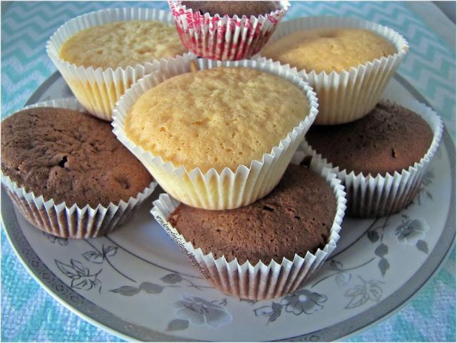 Bezglutenowe muffinki Celiko
