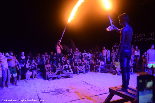 A SUMMER STORY THAT WILL NEVER HAPPEN AGAIN: FULL MOON PARTY