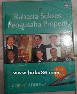 Buku Rahasia Sukses Pengusaha Properti