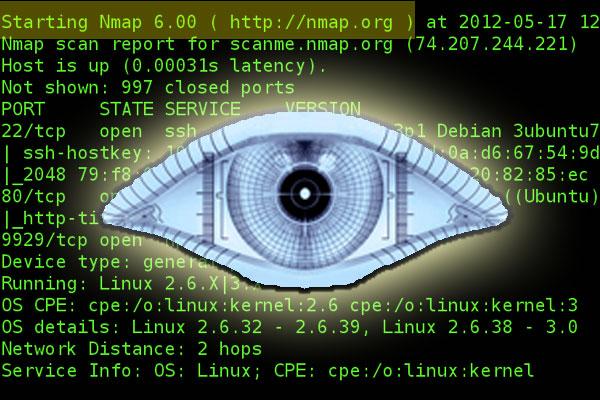 Hướng dẫn sử dụng Nmap để scan port trên Kali linux