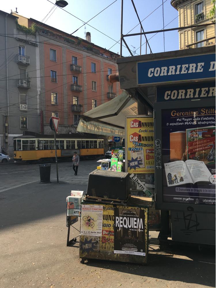 bonnes adresses Milan