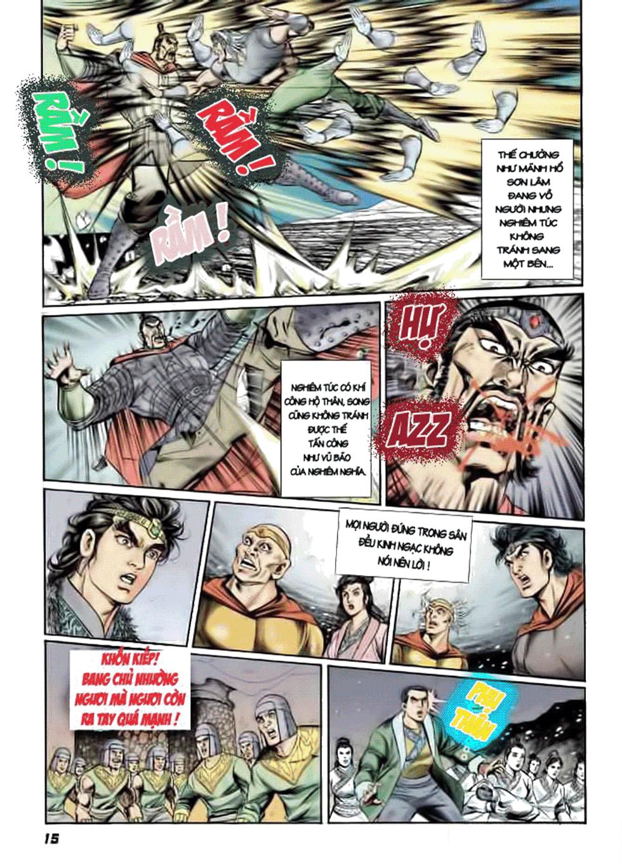 Tần Vương Doanh Chính chapter 8 trang 16