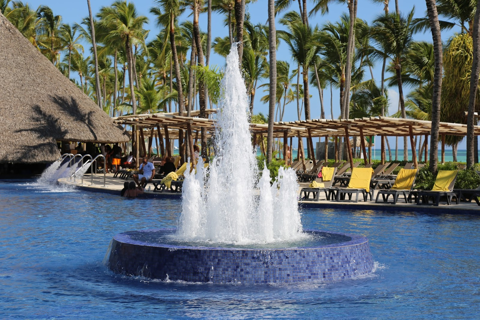 Barcelo Bavaro palace, Punta Cana, Dominican republic, www.jadore-fashion.com