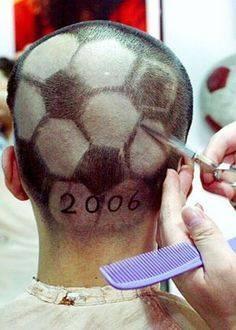 10 Bentuk Potongan rambut  Menakjubkan, keren ,Kocak, dan Juga Lucu