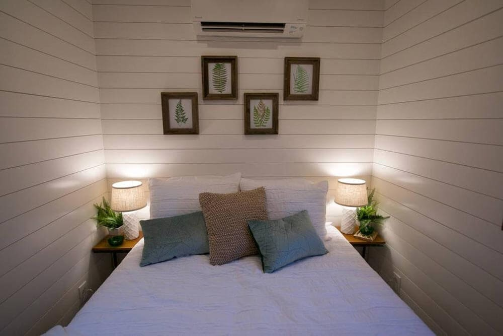 05-Guest-Bedroom-Cargohome-Sustainable-Two-Story-Tiny-Home-Shipping-Containers-www-designstack-co