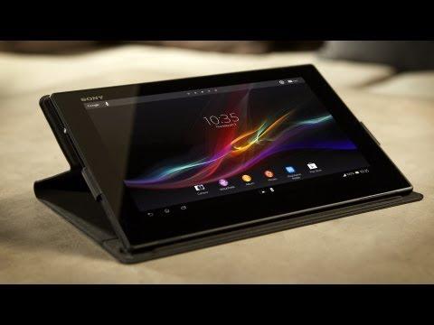 تعلم طريقة فك و تركيب Sony Xperia Tablet Z