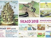 8. SICACO Sejong International Cartoon Contest 2019, South Korea